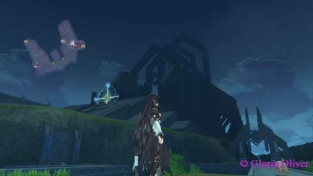 Tales of Berseria - giant temple