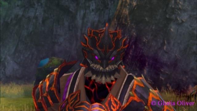 Tales of Berseria - demon
