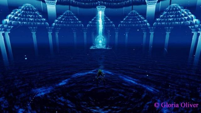 ABZU - Energy Temple