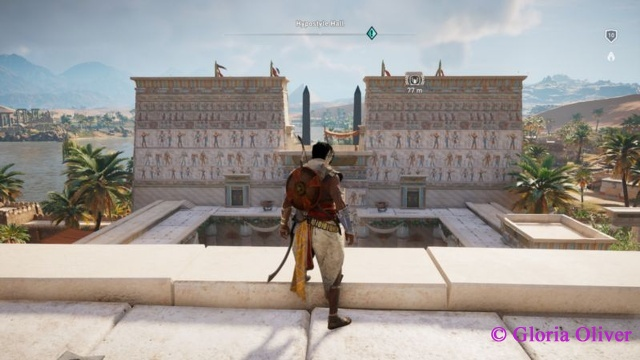 Assassin's Creed Origins - Hypostyle Hall