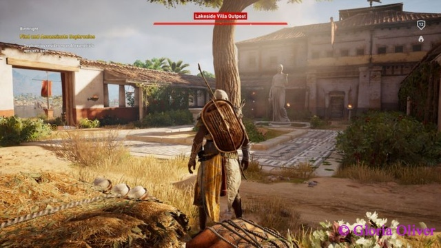 Assassin's Creed Origins - Greek Villa