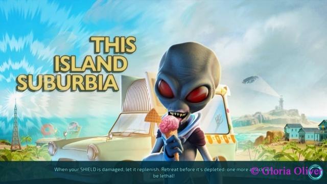 Destroy All Humans - This Island Suburbia