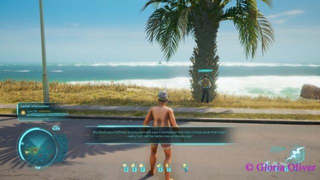 Destroy All Humans - Santa Modesta beach