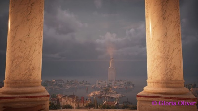 Assassin's Creed Origins - Lighthouse of Alexandria
