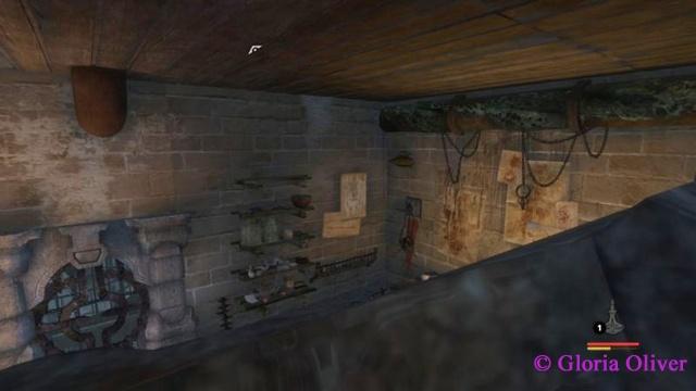 Styx: Master of Shadows - laboratory