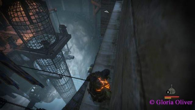 Styx: Master of Shadows - elevator