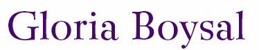 Gloria Boysal logo