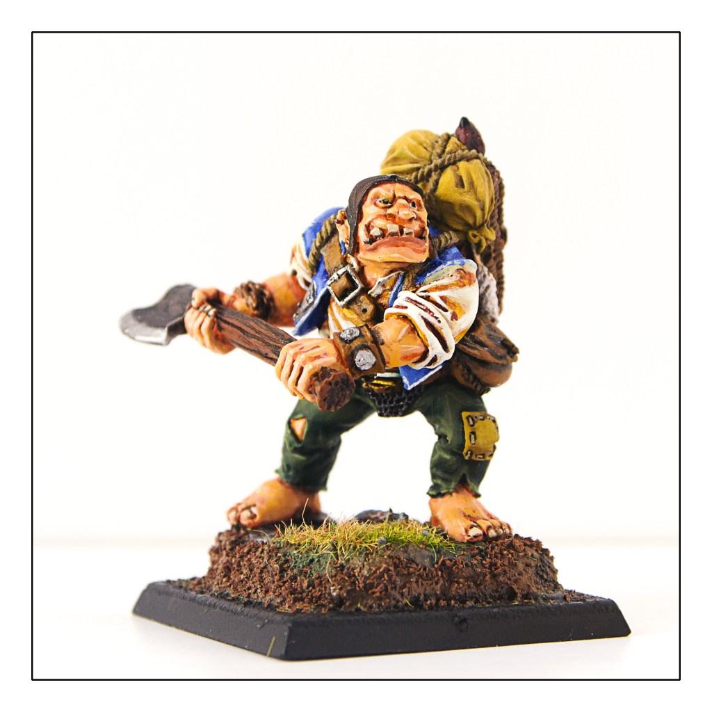 Mordheim mercenary ogre