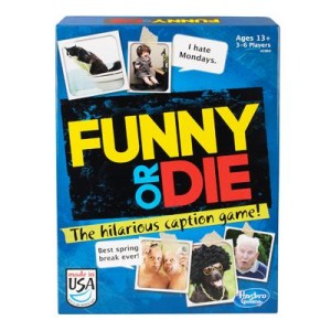 Hasbro's Funny or Die Game