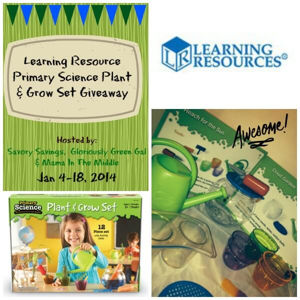 Learning Resource Giveaway Jan 4 to 18