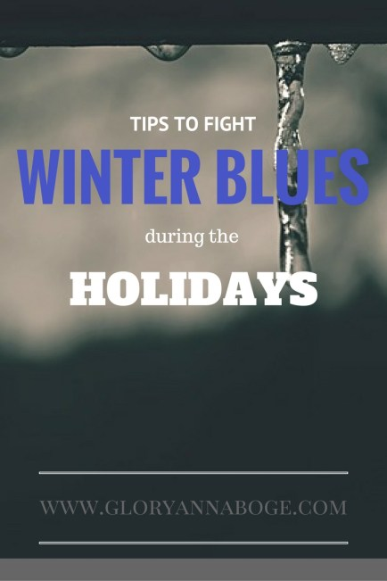 Tips to help you fight winter blues. Are winter blues real? Tips about winter blues.