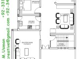 40X80 House Plan, 10 marla house plan, 12 marla house plan