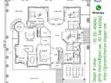 2 Kanal modern house plan