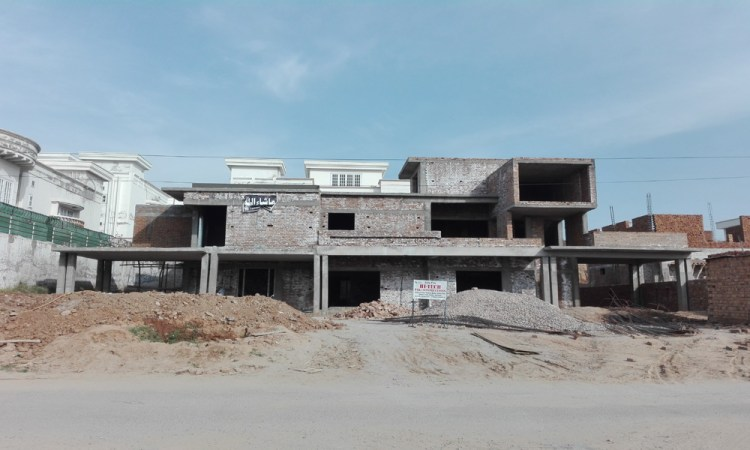 2 KANAL HOUSE CONSTRUCTION IN NAVAL ANCHORAGE ISLAMBAD