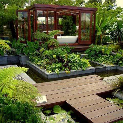 house lawn design ideas
