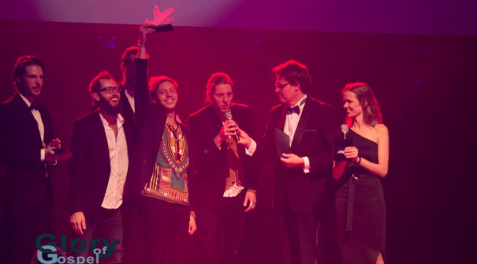 Zilveren Duif Awards 'Pop of Rockalbum van het jaar' – Trinity