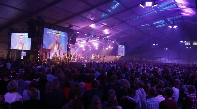 'Dieper met de Geest' thema tv-kerkdienst Eerste Pinksterdag