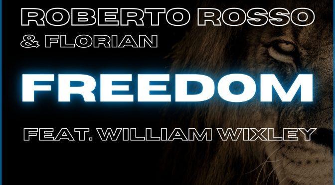 Roberto Rosso komt met nieuwe single Freedom