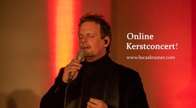 Online kerstconcert – Lucas Kramer