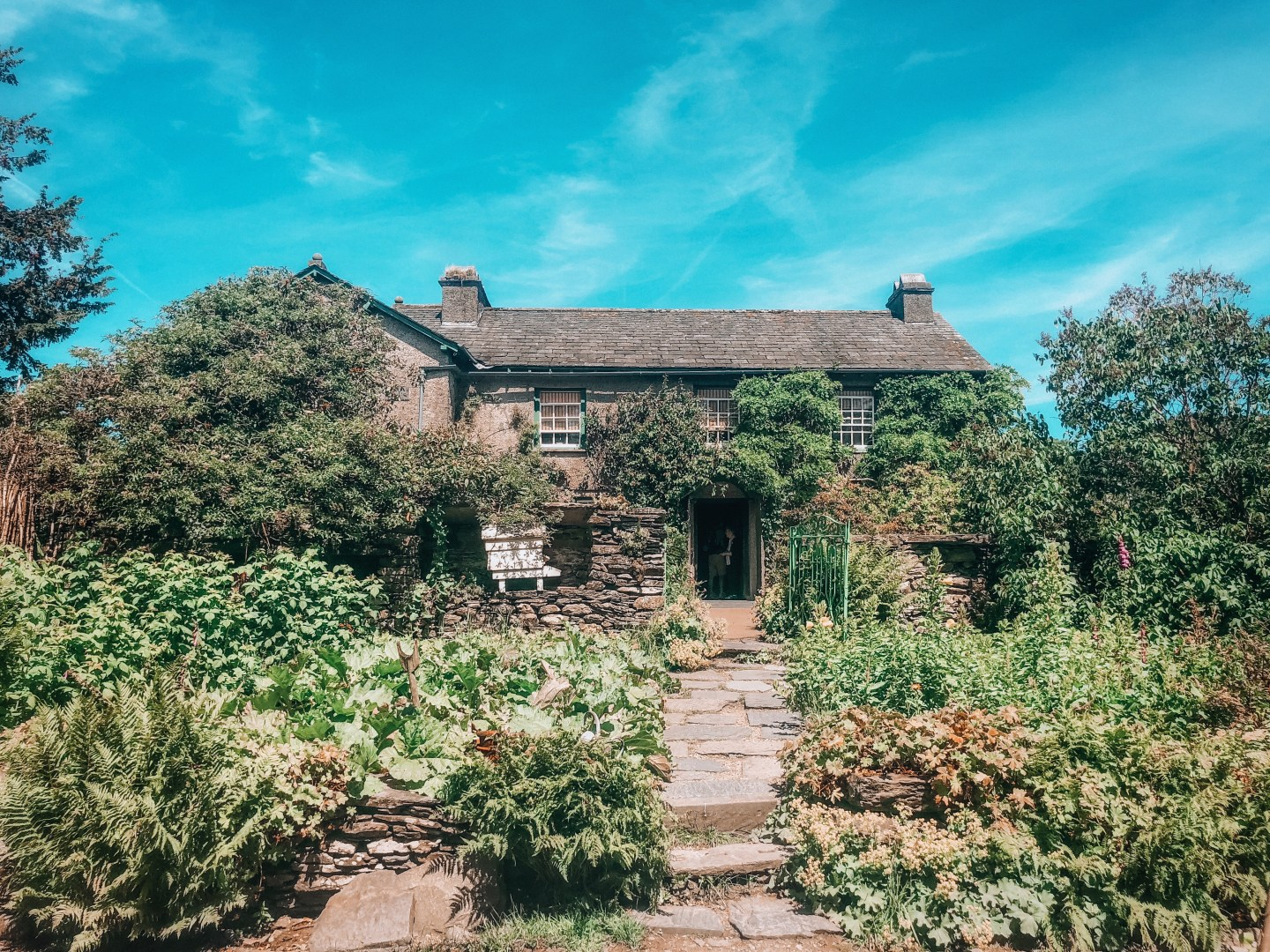 UK STAYCATION IDEAS: Hill Top, Beatrix Potter's house
