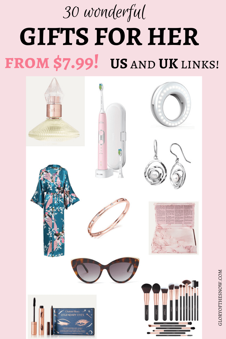 GIFTS FOR HER: CUTE AND AFFORDABLE CHRISTMAS GIFT IDEAS FOR WOMEN