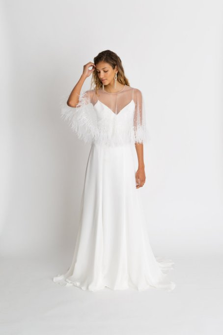 Wedding Dress Capelet