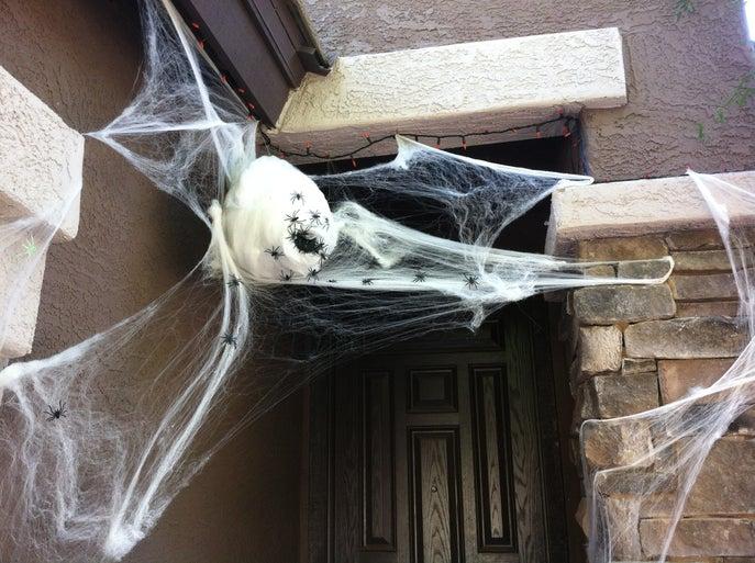 Last Minute DIY Halloween Decorations