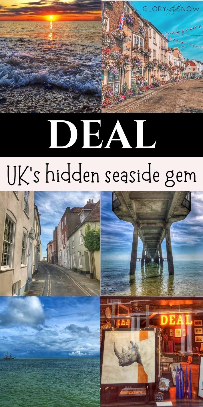 DEAL: THE UK'S HIDDEN SEASIDE GEM YOU NEED TO EXPLORE!