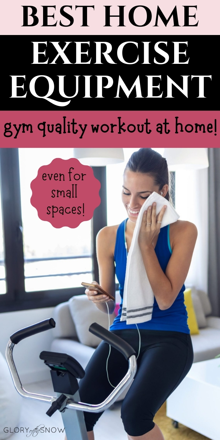 Best Exercise Equipment To Achieve Gym Quality Results At Home!