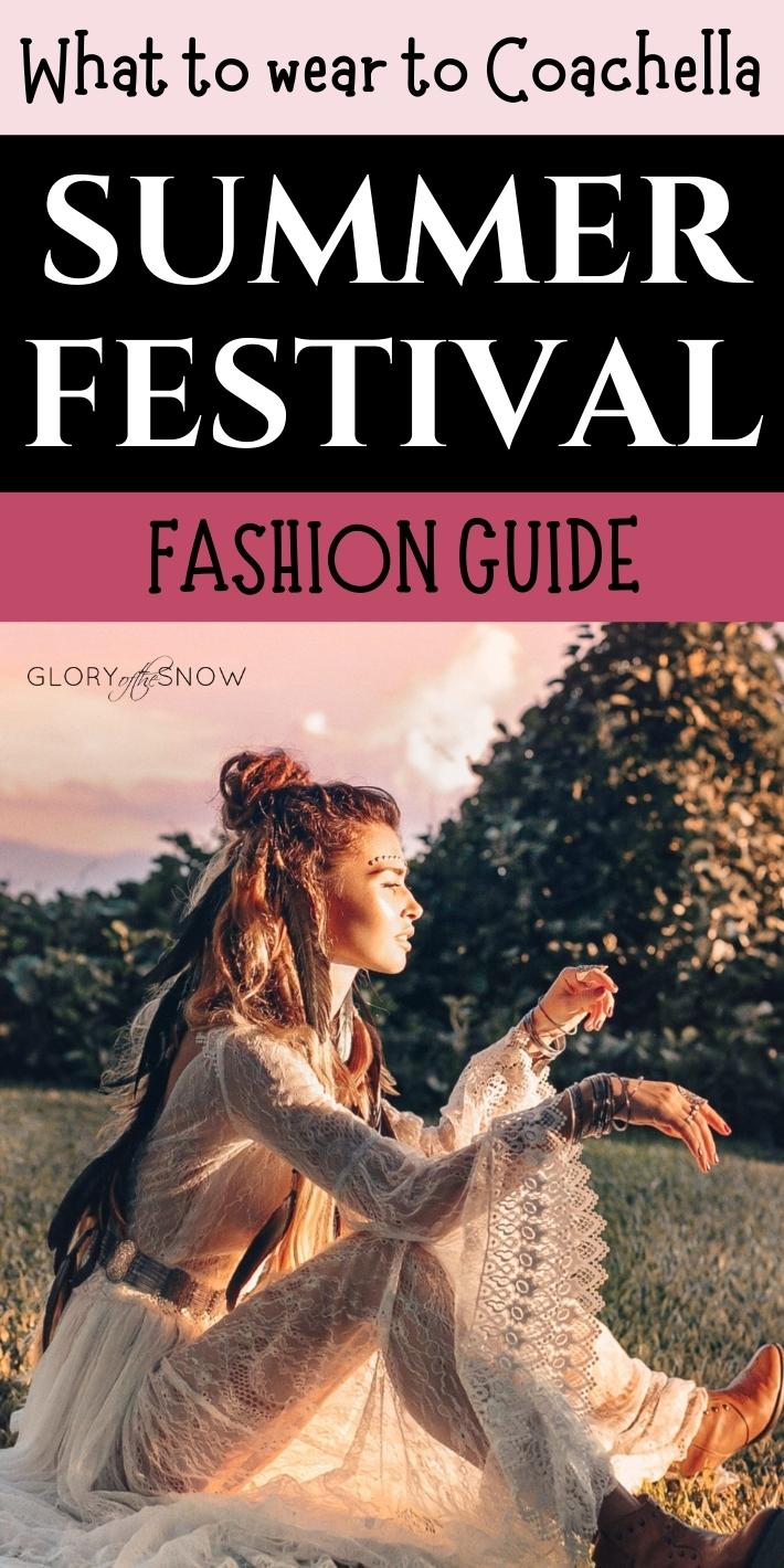 Festival Fashion: What To Wear To Coachella