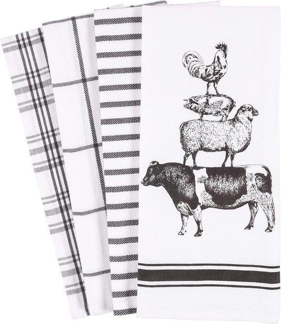 Cottagecore Aesthetic Kitchen Towels