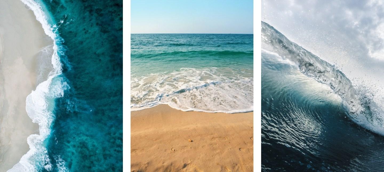 ocean waves wallpaper backgrounds