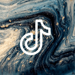 Free Aesthetic iPhone App Icons Blue Marble 3