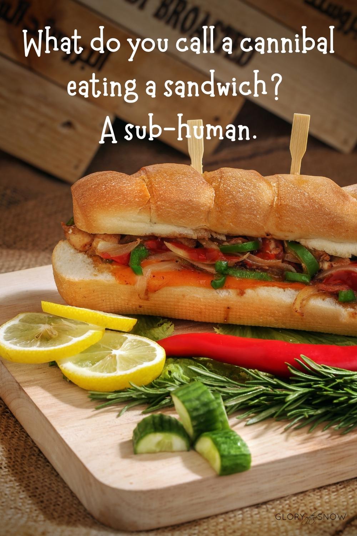 Sandwich Puns