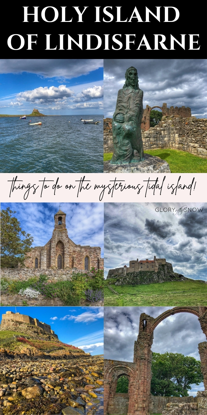 Discover Northumberland: What To Do On Holy Island of Lindisfarne