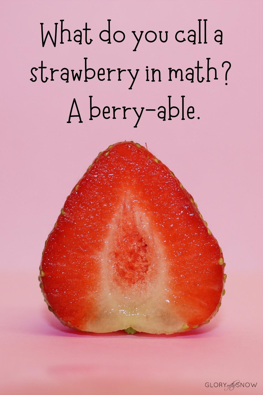 Strawberry Puns And Jokes