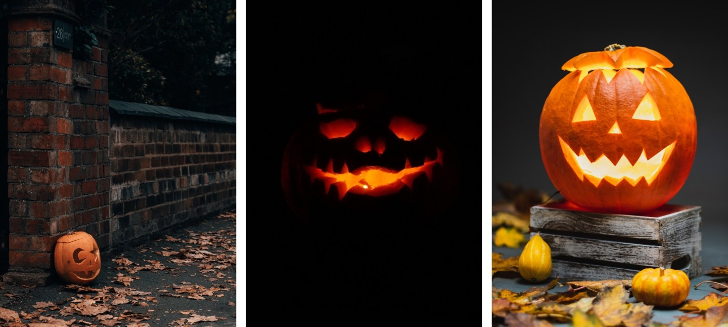 Scary And Cute Halloween Wallpapers For iPhone