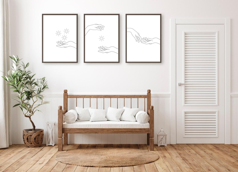 Cheap Home Decor Ideas: Free Printable Wall Art