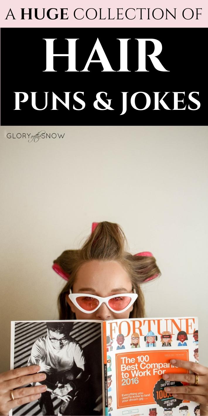 hair puns jokes