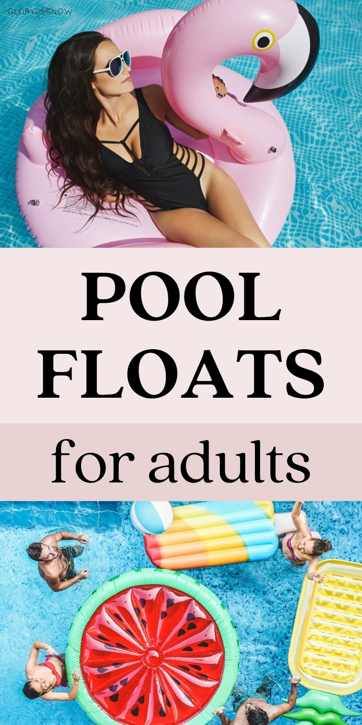The Best Pool Floats For Adults