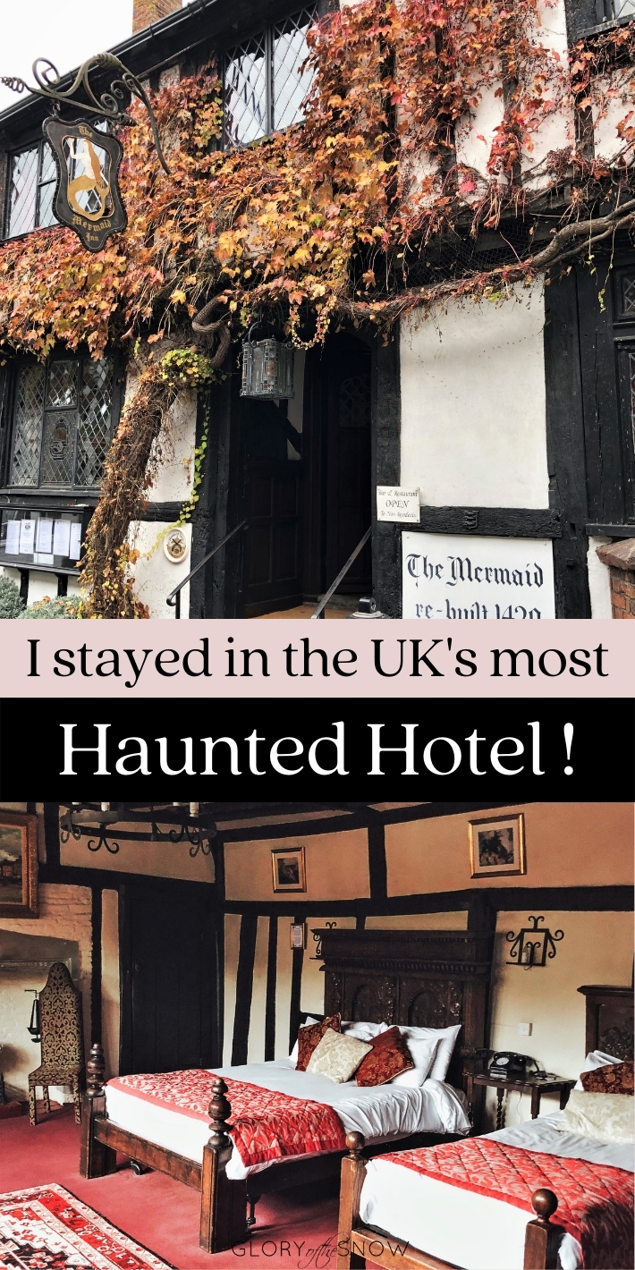 Haunted Locations: The UK's Most Haunted Hotels - The Mermaid Inn