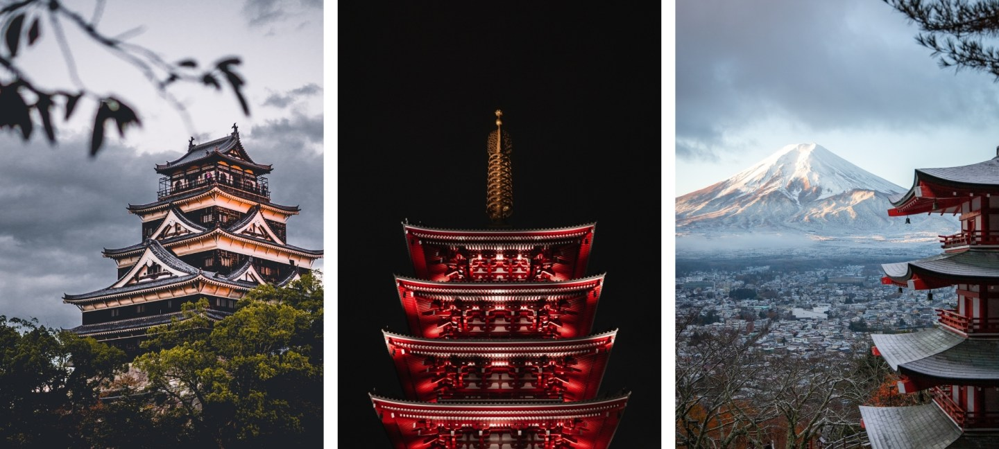 Aesthetic Japan Wallpaper Backgrounds For iPhone