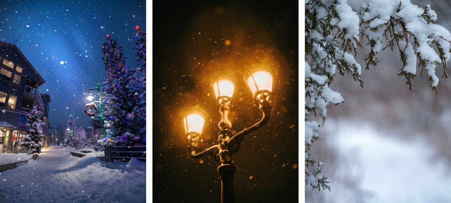 Free HD Winter Aesthetic Wallpaper Backgrounds For iPhone