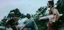 Chinese Samurai Midget Party