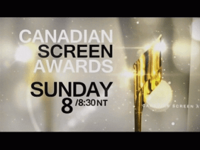 Canadian Screen Awards ad