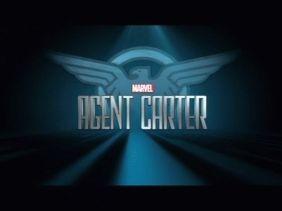 Marvel's Agent Carter title card