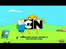 Cartoon Network Canada transitional image, 2015
