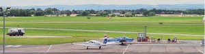 gloucestershire airport webcam header