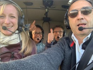 helicopter flight gift experiences with James Kenwright.
