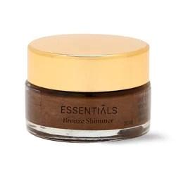 هايلايتر Bronze Shimmer ومرطب للوجه 20مل – Essentials - Glosscairo - Egypt